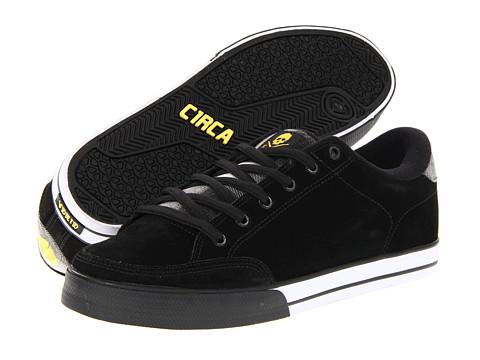 Adidasi Circa - Lopez 50 - Black/Black Ombre Plaid