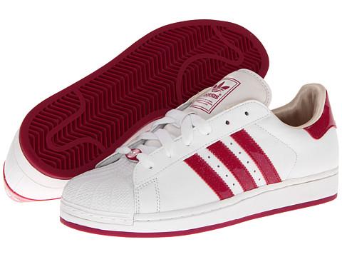 Adidasi Adidas Originals - Superstar 2 W - White/Bone/Power Pink