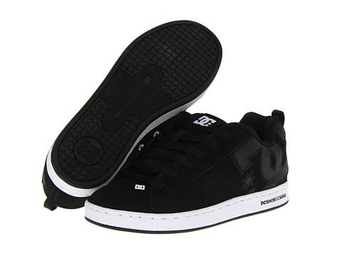 Adidasi DC - Court Graffik W - Black