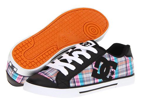 Adidasi DC - Chelsea W - Black/Crazy Pink/Blue
