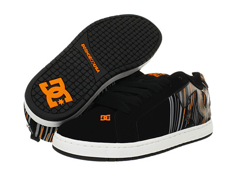 Adidasi DC - Court Graffik SE - Classic Orange