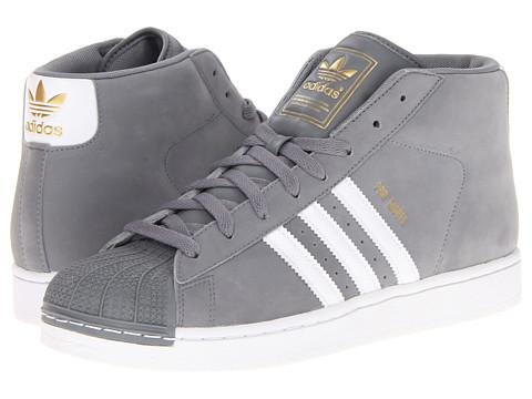 Adidasi Adidas Originals - Pro Model - Tech Grey/White/Metallic Gold