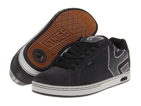 Adidasi etnies - Fader - Dark Grey/Black/Gum