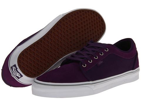 Adidasi Vans - Chukka Low - Purple/Mid Grey