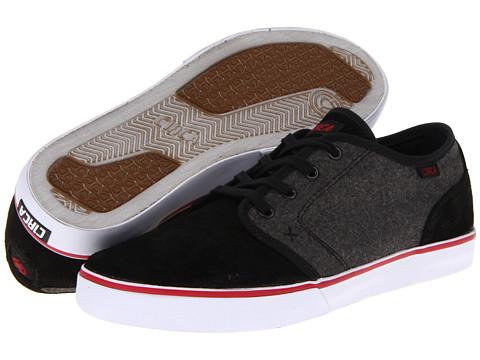 Adidasi Circa - Drifter - Black/Charcoal Flannel
