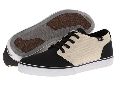 Adidasi Circa - Drifter - Black/Hemp