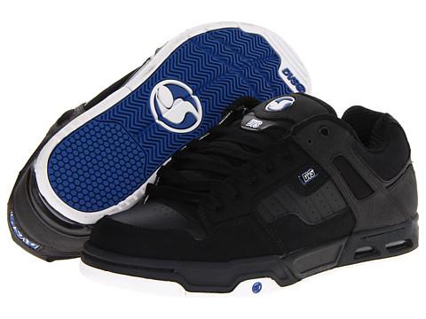 Adidasi DVS Shoe Company - Enduro Heir - Black Leather HOL 13