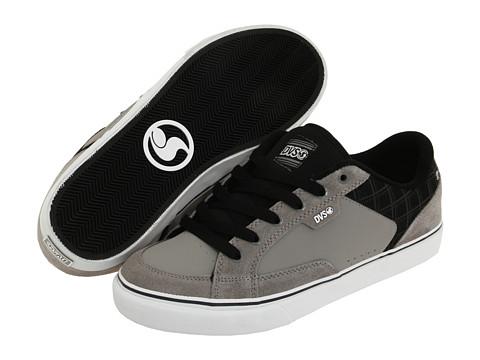 Adidasi DVS Shoe Company - Carson - Grey Nubuck