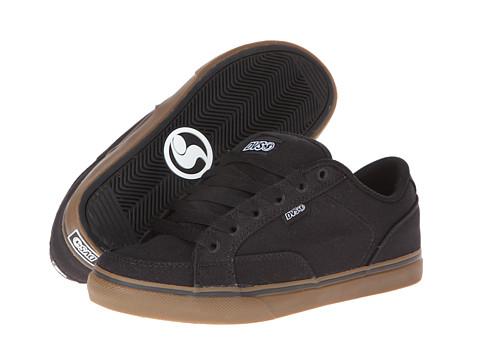 Poza Adidasi DVS Shoe Company - Carson - Black/Gum Canvas