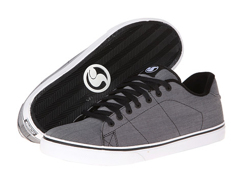 Adidasi DVS Shoe Company - Gavin CT - Black/Dark Grey/Micro Pin