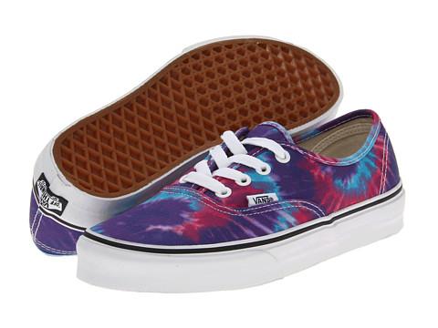 Adidasi Vans - Authenticâ⢠- (Tie Dye) Pink/Purple