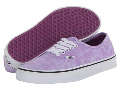 "Adidasi Vans - Authenticâ""¢ - (Sparkle) Violet"