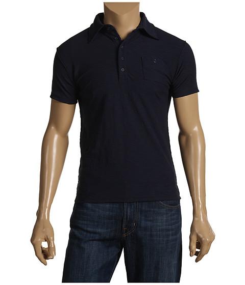 Tricouri Diesel - Tev Jersey Polo Shirt - Navy/Blue