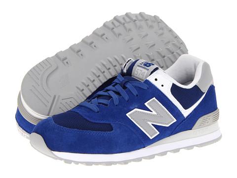 Adidasi New Balance - M574 - Blue 3