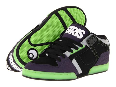 Adidasi Osiris - NYC83 Mid - Purple/Black/3M
