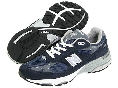 Adidasi New Balance - WR993 - Navy