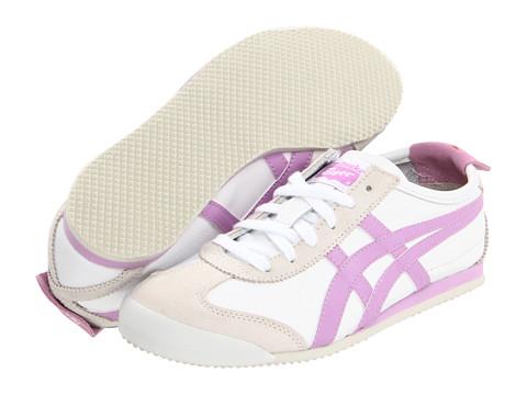 Adidasi ASICS - Mexico 66î - White/Lilac