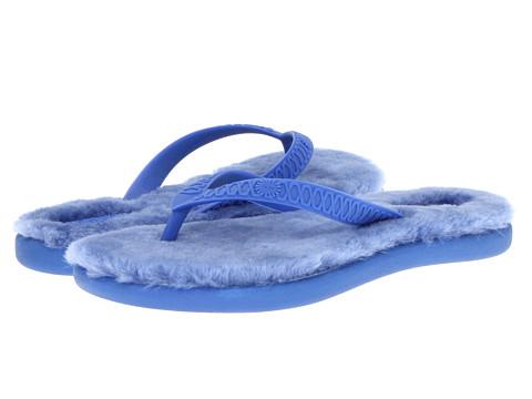 Sandale UGG - Fluffie - Sapphire Blue
