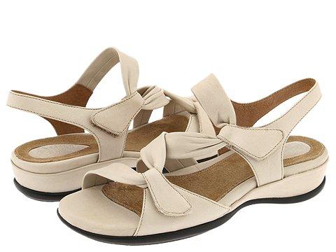Sandale Clarks - Lucena - Beige Leather