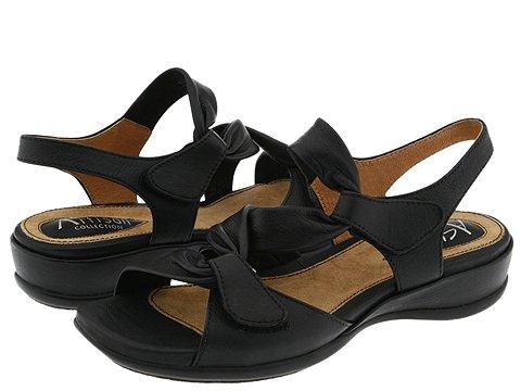 Sandale Clarks - Lucena - Black Leather