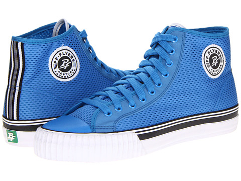 Adidasi PF Flyers - Center Hi - Blue Mesh