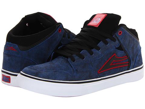 Adidasi Lakai - Carroll Select - Blue/Black Leather