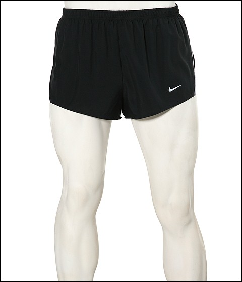 """Pantaloni Nike - Fundamental 2\"""" Split Short - Black/Black/Matte Silver/(Reflective Silver)"""