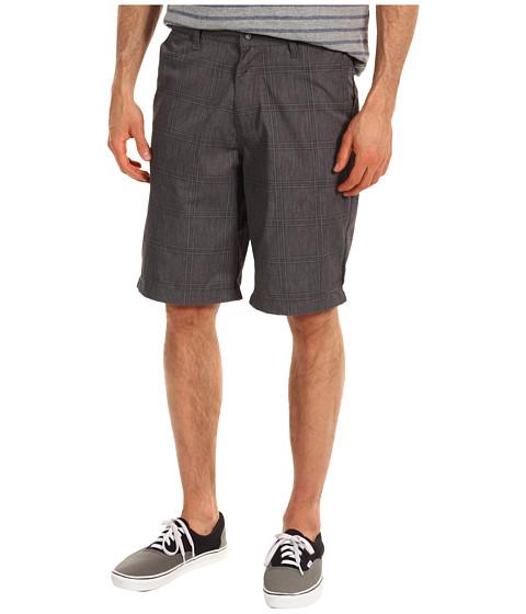 Pantaloni Volcom - Frickin Plaid Short - Charcoal Heather