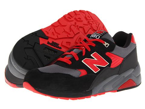 Adidasi New Balance - MT580 - Black/Red/Grey