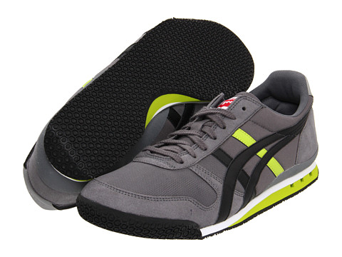 Adidasi ASICS - Ultimate 81Ã'® - Grey/Black/Lime