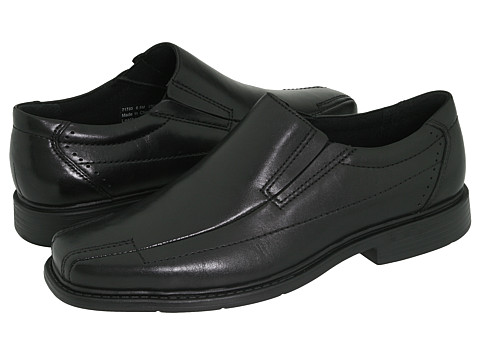 Pantofi Clarks - Deane - Black Leather