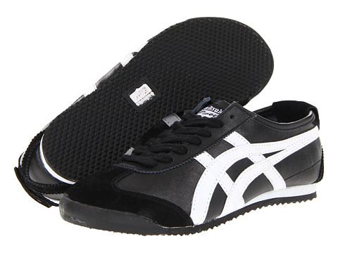 Adidasi ASICS - Rotation 77â⢠- Black/White