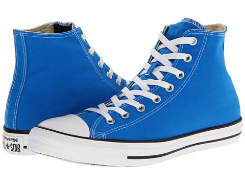Adidasi Converse - Chuck Taylorî All Starî Seasonal Hi - Electric Blue Lemonade