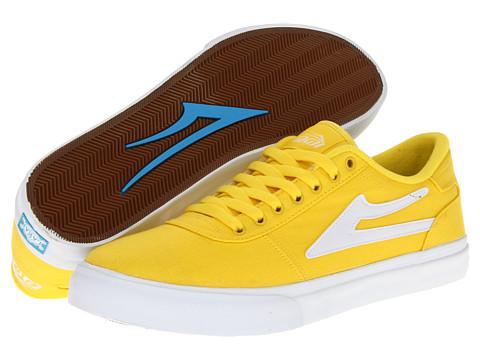 Adidasi Lakai - Manchester Select - Lemon Textile