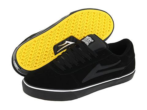 Adidasi Lakai - Manchester Select - Black/Grey Suede