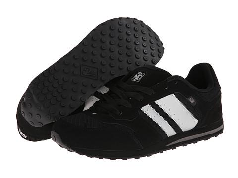 Adidasi DVS Shoe Company - Premier - Black/Silver Nubuck