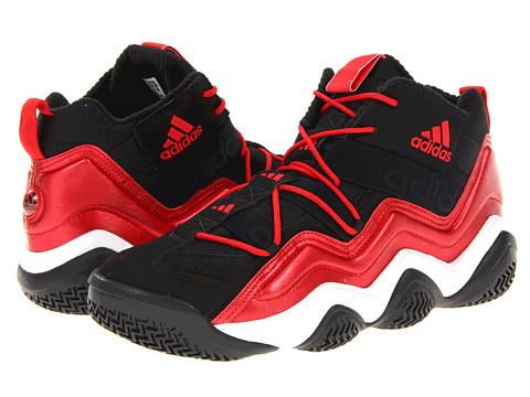 Adidasi adidas - Top Ten 2000 - Black/Light Scarlet/Running White