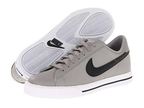 Adidasi Nike - Sweet Classic Leather - Medium Grey/White/Black