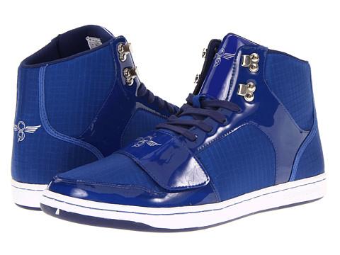 Adidasi Creative Recreation - Cesario - Blue Patent Ripstop