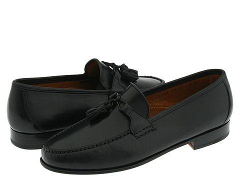 Pantofi Allen-Edmonds - Urbino - Black Nappa Calf