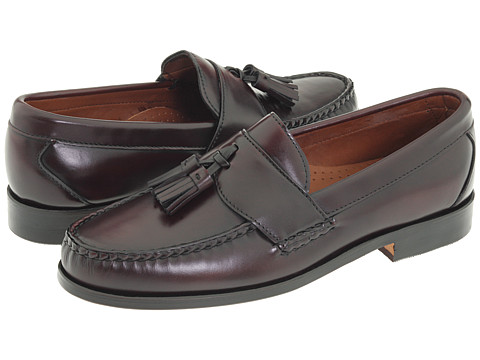 Pantofi Allen-Edmonds - Stowe - Burgundy Polished Calf