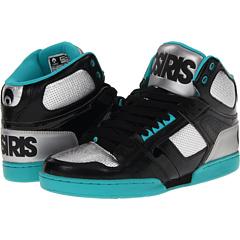 Adidasi Osiris NYC83 Black/Gun/Seafoam | mycloset.ro