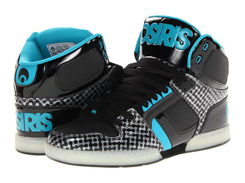 Adidasi Osiris - NYC83 - Black/Lake/White