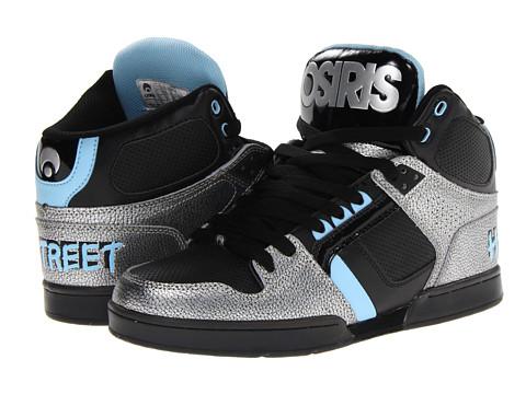 Adidasi Osiris - NYC83 - Silver/Blue/Allen
