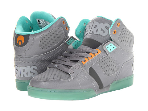 Adidasi Osiris - NYC83 - Grey/Opal/Orange