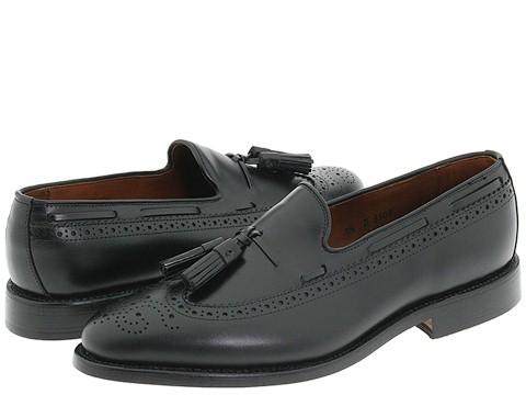 Pantofi Allen-Edmonds - Manchester - Black Calf