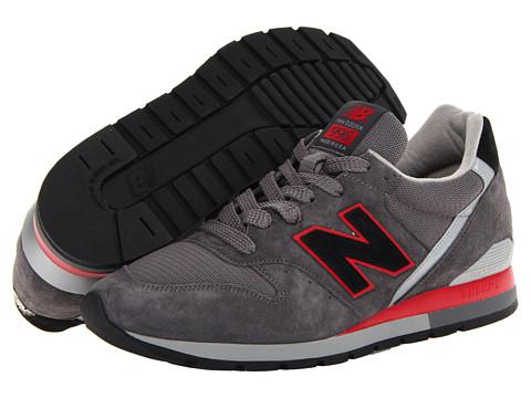 Adidasi New Balance - M996 - Dark Grey Suede