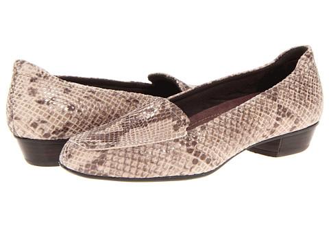 Pantofi Clarks - Timeless - Natural Snake Leather