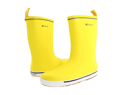 Cizme Tretorn - Skerry Rubber Rain Boot - Yellow 2