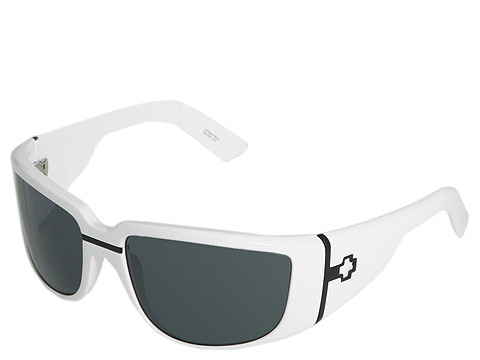 Ochelari Spy Optic - Bronsen - Shiny White/Grey Lens